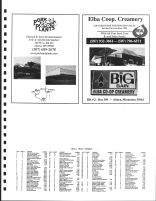 Norton Township Owners Directory, Ad - Pork and Plants, Elba Coop. Creamery, Winona County 2004